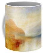 Inverary Pier - Loch Fyne - Morning Coffee Mug by Joseph Mallord William Turner