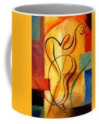 Jazz Fusion Coffee Mug