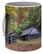 Jim Bales Place Barn Along Roaring Fork Motor Trail Coffee Mug