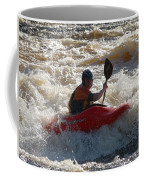 Kayak 3 Coffee Mug