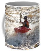 Kayak 4 Coffee Mug