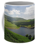 Kinder Reservoir From White Brow Coffee Mug