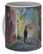 Kiss Me Taxi Is Here Coffee Mug