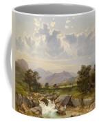 Landscape Near Abtenau Coffee Mug