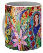 Leah And Flower Of Mandragora Coffee Mug