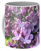 Lilacs On A Misty Morning Coffee Mug