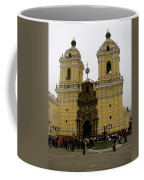 Lima Peru Church Coffee Mug