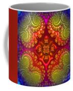 Mandala For Awakening The Creative Energy Coffee Mug