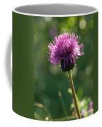 Melancholy Thistle Coffee Mug