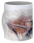 Mike O'callaghan Pat Tillman Memorial Bridge Coffee Mug