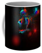 Kenny Garrett 5tet, Music Instrument Trumpet Sax Trombon  Coffee Mug