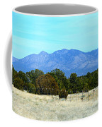 New Mexico Mountains Coffee Mug