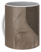 Oak Leaf Abstract Coffee Mug