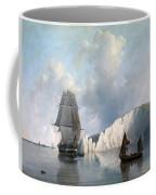 Off The Needles. Isle Of Wight Coffee Mug