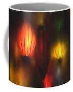 Orange Lantern Coffee Mug