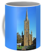 Pointed Church Coffee Mug
