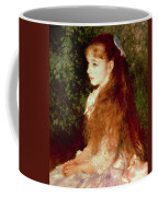 Portrait Of Mademoiselle Irene Cahen D'anvers Coffee Mug