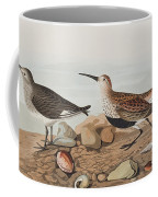 Red Backed Sandpiper Coffee Mug