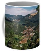 Red River At Sunrise Coffee Mug