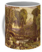 Religious Ceremony In Ancient Greece  Coffee Mug by Francis Oliver Finch