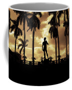 Replica Of The Michelangelo Statue At Ringling Museum Sarasota Florida Coffee Mug