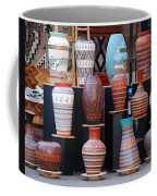 S W Potery Coffee Mug