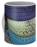 Seventies Tires Coffee Mug