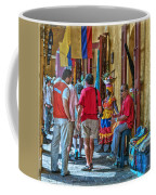Shopping Arcades Coffee Mug