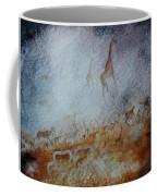 South African  Pertroglyph Coffee Mug