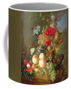 Still Life With Auriculus  Coffee Mug