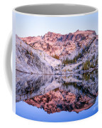 Leprechaun Lake Sunrise Coffee Mug