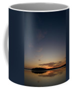 Sunset At The Gulf Of Bothnia 3 Coffee Mug