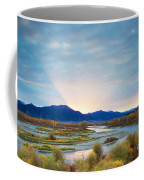 Swan Valley Sunrise Coffee Mug