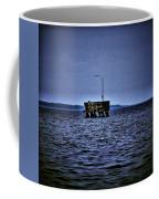 The Dock Of Loneliness Coffee Mug