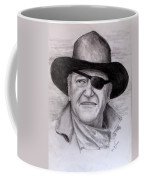 The Duke Coffee Mug by Jack Skinner