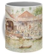 The Market Belize British Honduras Coffee Mug