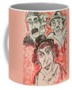 The Marx Brothers Coffee Mug