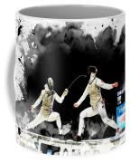 The World Cup Women's Foil  2  Coffee Mug