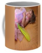 Tired Angel Coffee Mug