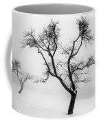 Tree In The Snow Coffee Mug