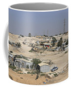 Unrecognized, Beduin Shanty Township  Coffee Mug