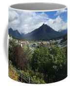 View From Top Of Castle Hill Sitka Alaska 2015 Coffee Mug