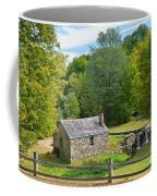 Village Blacksmith Shop Coffee Mug