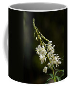 White Fireweed Coffee Mug