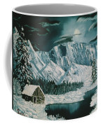 Winter Moon Coffee Mug
