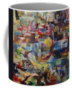 With Heavenly Assistance Coffee Mug