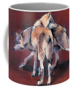 Wolf Composition Coffee Mug