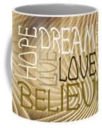 Words Of Love 6 Coffee Mug
