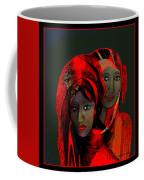 2032 - Colour Of Passion 2017 Coffee Mug