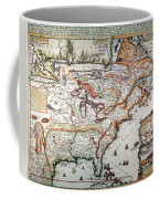 New France, 1719 Coffee Mug
